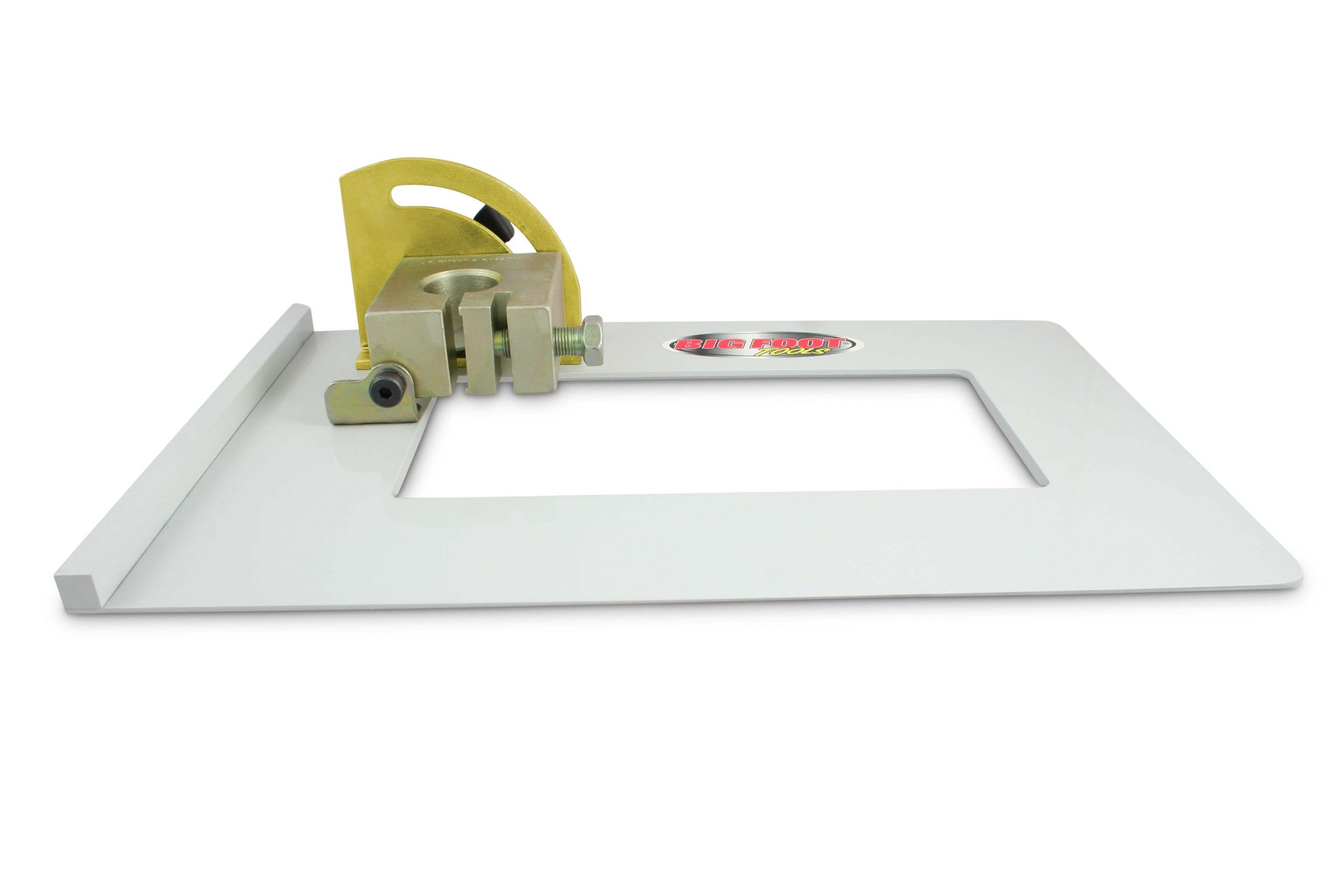 Big Foot Head Cutter – Built in Guide Fence