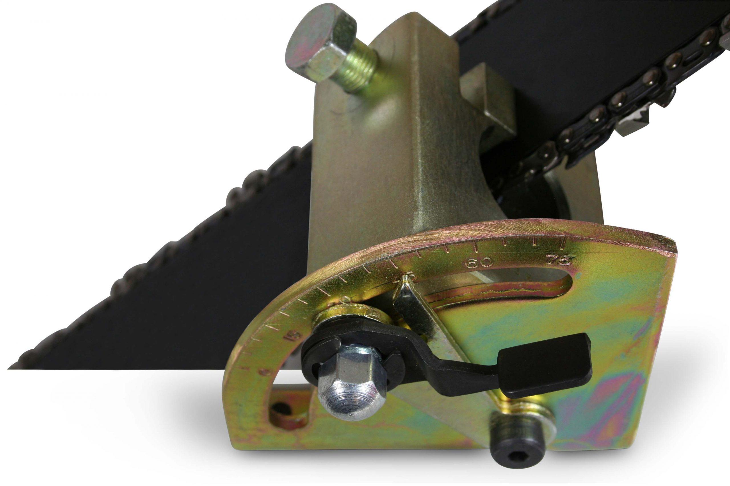 75 Degree Adjustment - Head Cutter