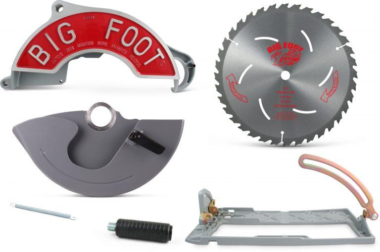 """Big Foot 10-1/4"""" Skilsaw® Adapter Kit"""