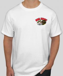 Big Foot T-Shirt Front