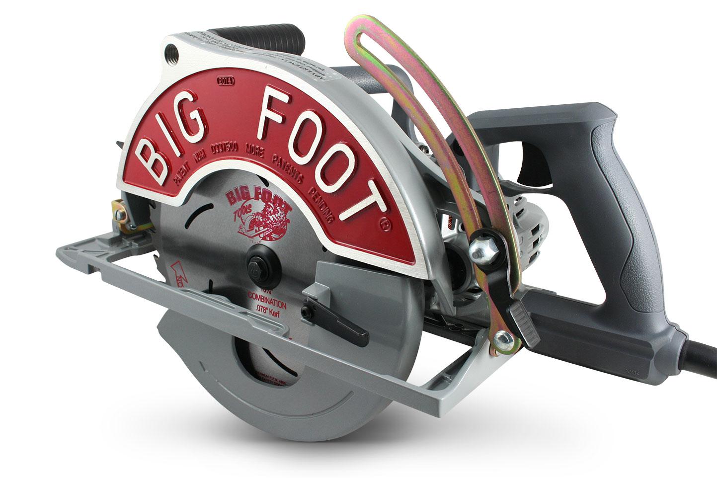 "BIG FOOT 10 - 1/4"" BEAM SAW ADAPTER KIT"
